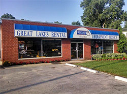 About Great Lakes Rental serving the NW Ohio and SE Michigan metro areas
