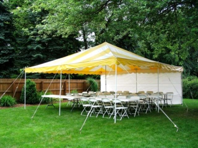 Where to find CANOPY, 20X20 YELLOW AND WHITE in Toledo
