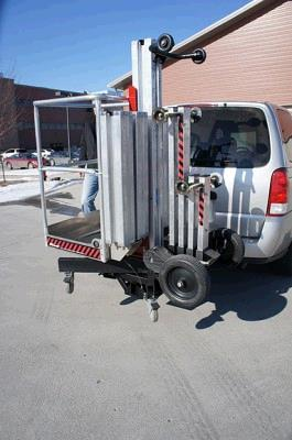 Where to find PUSH AROUND LIFT HITCH HAULER in Toledo