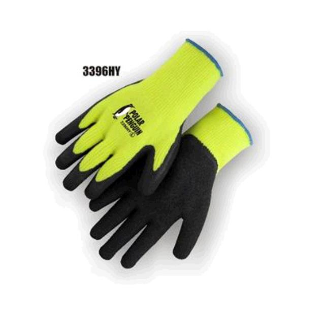 Where to find GLOVES, POLAR PENGUIN YELLOW LARGE in Toledo