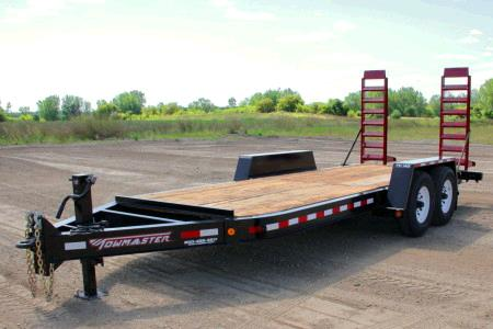 Where to find DUAL AXLE HEAVY EQUIPMENT TRAILER in Toledo