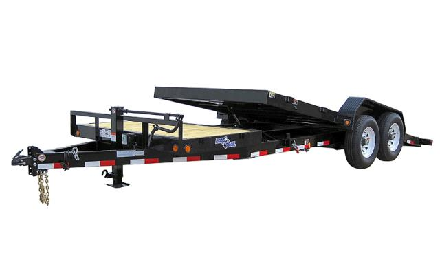 Where to find TILT DECK TRAILER, HEAVY EQUIP. 12,000 in Toledo