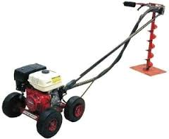 Where to find POWER POSTHOLE DIGGER, 5HP in Toledo