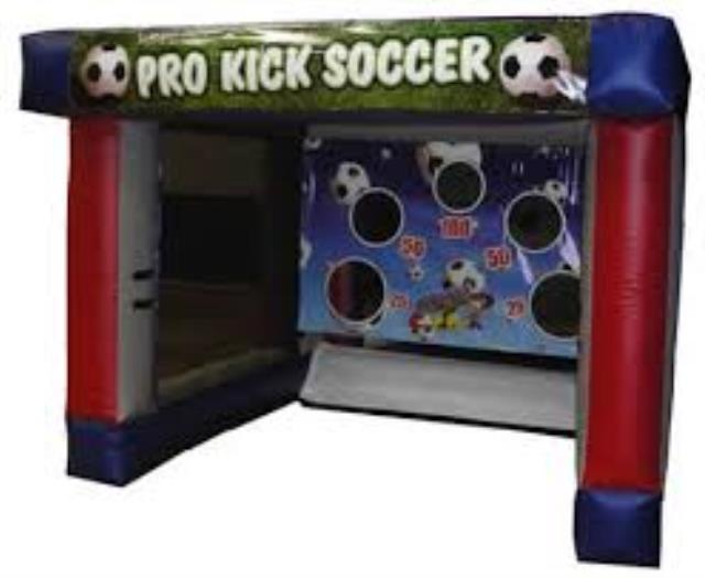 Where to find SOCCER PRO KICK INFLATABLE in Toledo