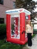 Rental store for CASH VAULT INFLATABLE MONEY GRAB GAME in Toledo OH