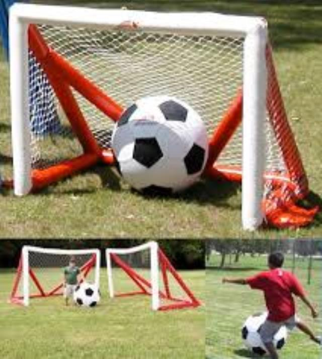 Where to find MONSTER SOCCER 7 X10  INFLATABLE GOAL in Toledo