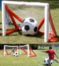 Rental store for MONSTER SOCCER 7 X10  INFLATABLE GOAL in Toledo OH