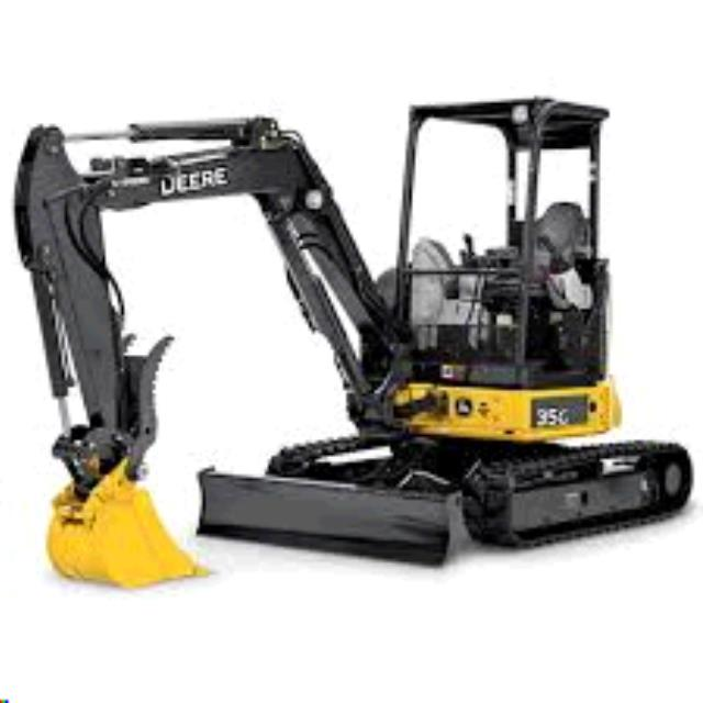 Where to find JOHN DEERE 35D MINI EXCAVATOR in Toledo