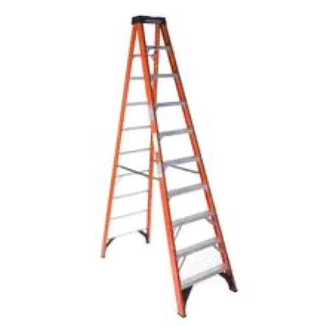 Where to find 12  STEP LADDER, FBRGLS in Toledo