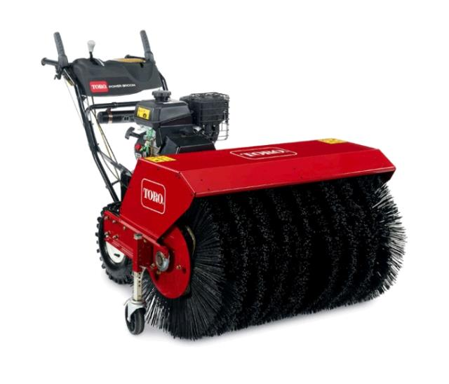 Where to find BROOM, 36  TORO POWER in Toledo
