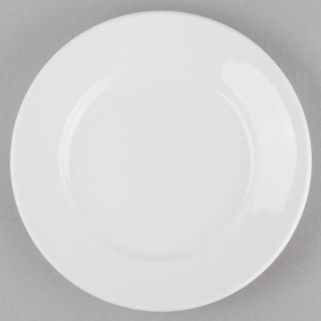 Where to find PLATE,7  SOLID WHITE PORCELAIN in Toledo