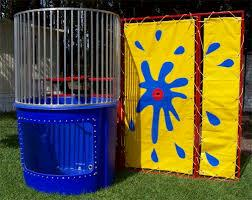 Where to find DUNK TANK TOW BEHIND in Toledo