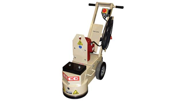 Where to find GRINDER, EDCO SINGLE HEAD 115V CONCRETE in Toledo