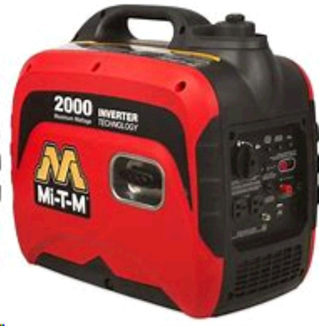 Where to find MITM 2000wt INVERTER GENERATOR in Toledo