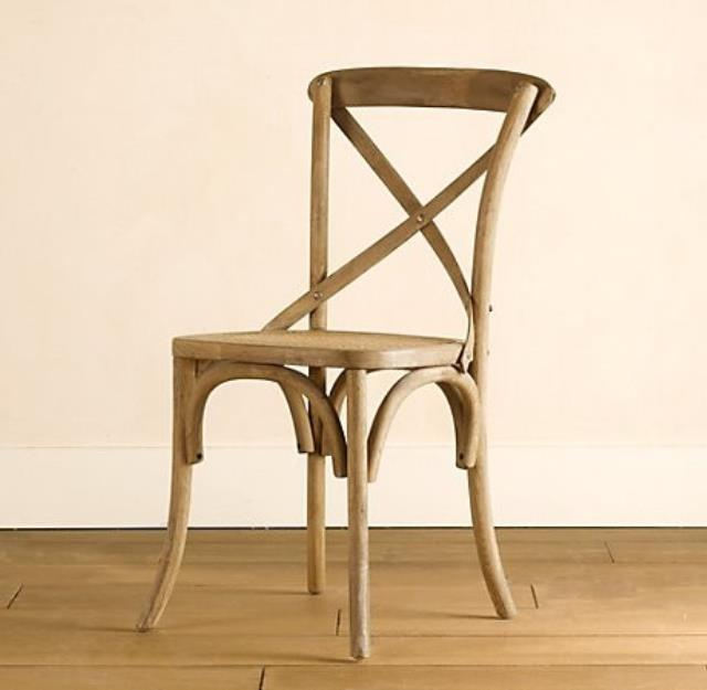 Where To Find CHAIR, OAK X BACK CHAIR In Toledo ...