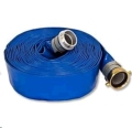 Rental store for 2 x50 BLUE DISCHARGE HOSE, M F THREADED in Toledo OH