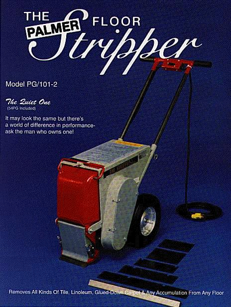 Where to find FLOOR STRIPPER, VCT-CARPET in Toledo