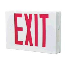 Where to find EXIT SIGN, LIGHTED in Toledo