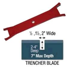 Where to find EZ TRENCH BLADE 2X7 in Toledo