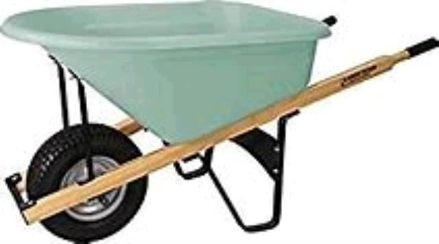 Where to find WHEEL BARROW, 6 CU in Toledo