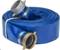 Rental store for 3 x50  BLUE DISCHARGE HOSE, M F THREADED in Toledo OH