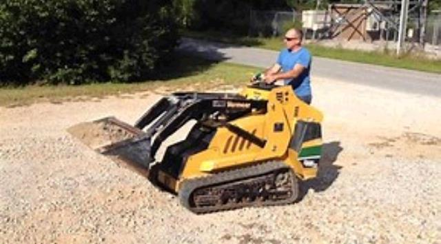 Where to find SKIDLOADER, MINI RIDER TRACK VERMEER in Toledo