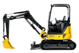 Where to find 27 SERIES MINI EXCAVATOR 6-7K in Toledo