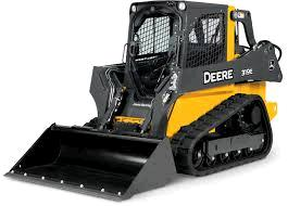 Where to find JOHN DEERE TRACKLOADER in Toledo