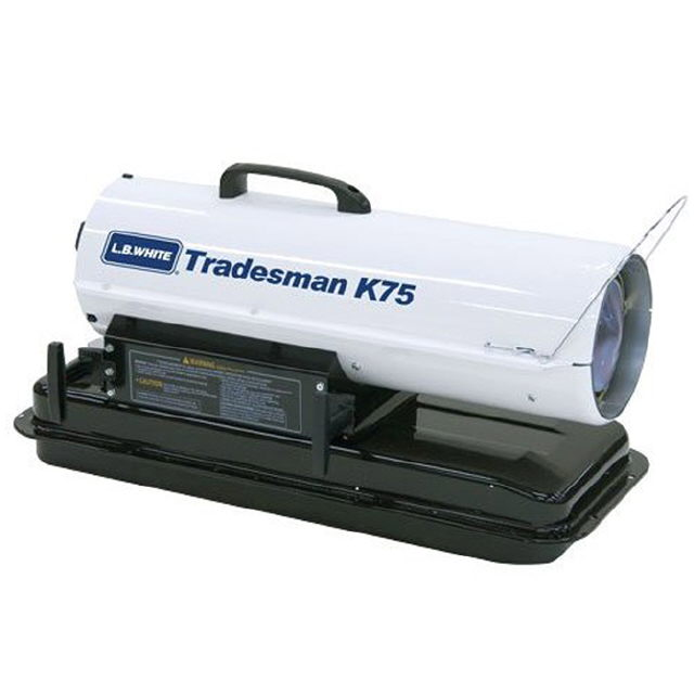 Where to find HEATER, KEROSENE 75K BTU in Toledo