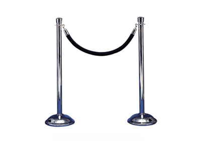 Rent your barrier bike rack fence rental cones barricades pylons stanchions velvet rope isle marker BIKERACK