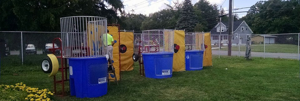 Party rentals in the NW Ohio and SE Michigan metro areas