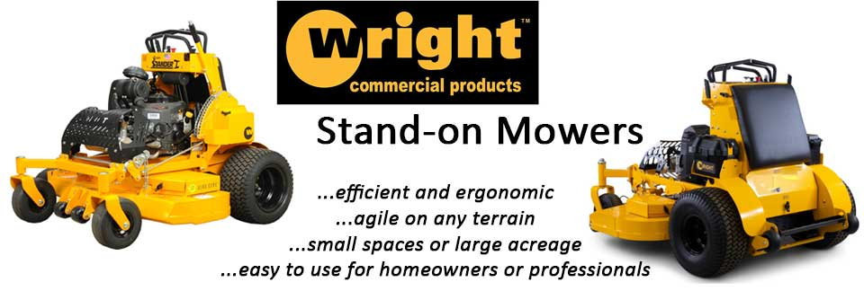 Wright Mower sales in the NW Ohio and SE Michigan metro areas